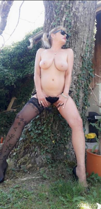 Naturgeile hausfrauen